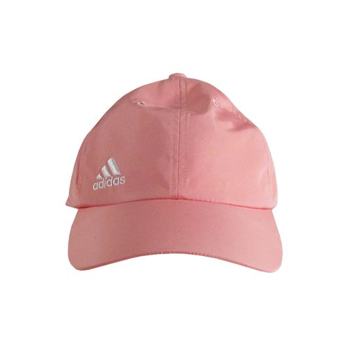 ADIDAS---GORRA-ESS-LOGO-CAP-ROSA