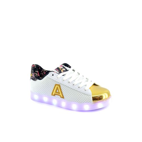 LED-USB-METALLIC-FLORES-BLANCO