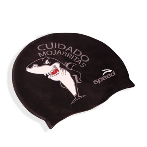 GORRA-SPPED-ESTAMPADA-SHARK-NIÑO-NEGRO