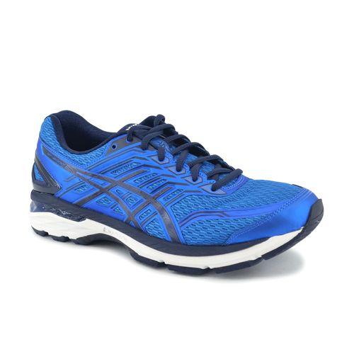 zapatillas de running asics gel gt 2000 5 hombre azul asics