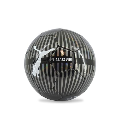 PELOTA-PUMA-FUTBOL-NRO.-5-ONE-CHROME-BALL-NEGRO