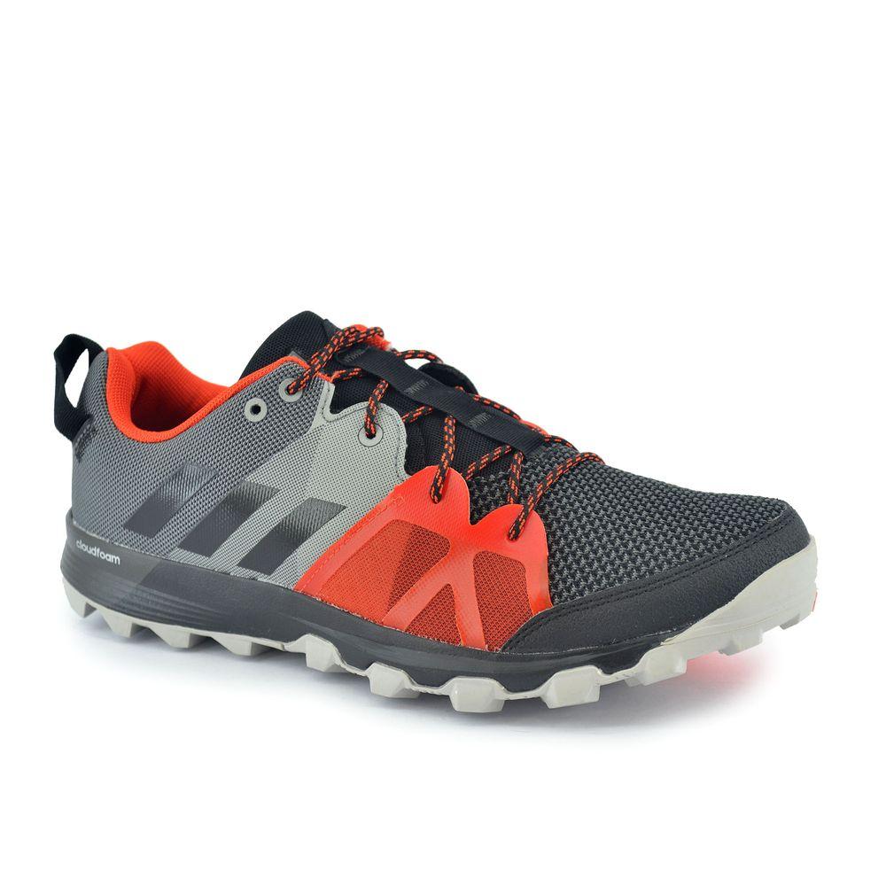 hot sale online f2d76 211f6 Zapatilla Adidas Hombre Kanadia 8.1 Tr M Running Negro Ngo Nja ...