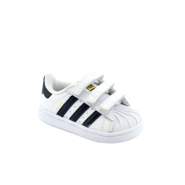 Restricciones capitán laberinto  Zapatillas Adidas | Zapatillas Adidas Bebe Superstar Cf I Blanco/Negro -  FerreiraSport