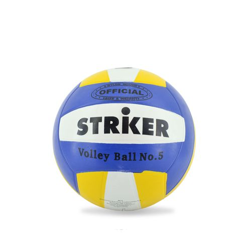 PELOTA-STRIKER-VOLEY-GOMA-BLANCO