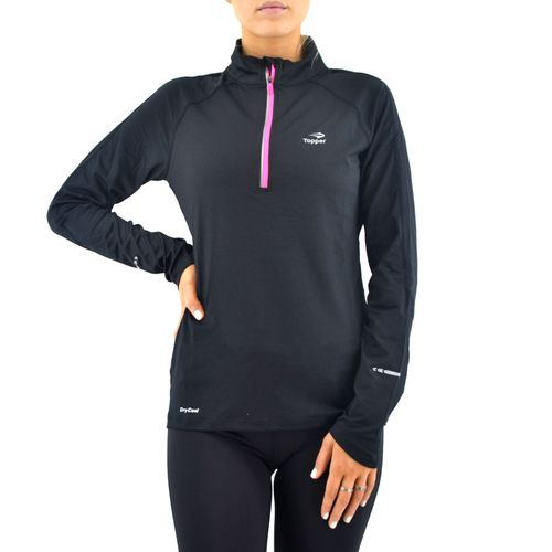 BUZO-TOPPER-MUJER-MID-LAYER-NEGRO