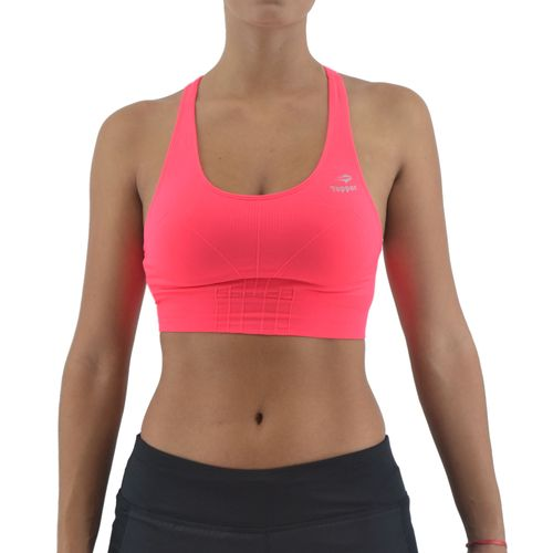 CORPIÑO-TOPPER-MUJER-FITNESS-SEAMLESS-CORAL