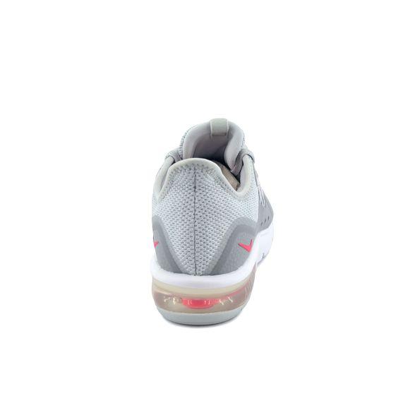 zapatillas nike mujer plata