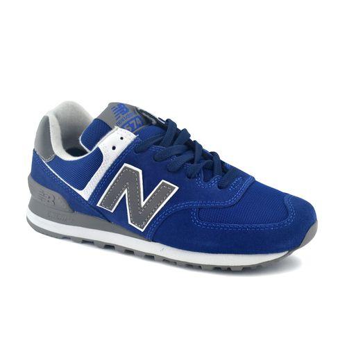 new balance azul hombre 500