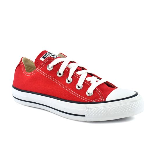 Zapatilla-Converse-Unisex-Chuck-Taylor-All-Star-Ox-Rojo-Negro-Blanco-Principal