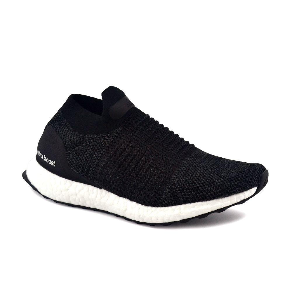 Negro Adidas Calzado W Ultraboost Laceless Ferreira EqSfHTw
