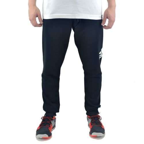 PANTALON-ADIDAS-HOMBRE-ATHLETICS-LOGO-SWEAT-NEGRO