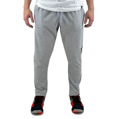 PANTALON-ADIDAS-HOMBRE-ATHLETICS-LOGO-SWEAT-GRIS