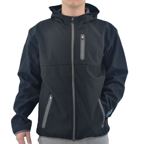 CAMPERA-FLASH-HOMBRE-SOFTSHELL-NEGRO