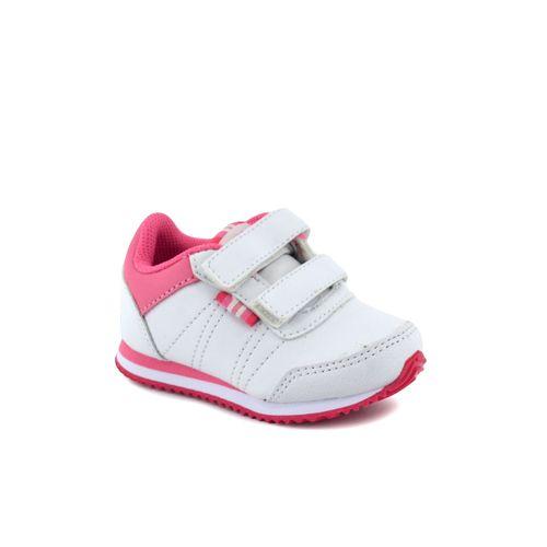 Zapatilla-Topper-Bebe-Theo-Cs-Velcro-Blanco-Rosa-Principal