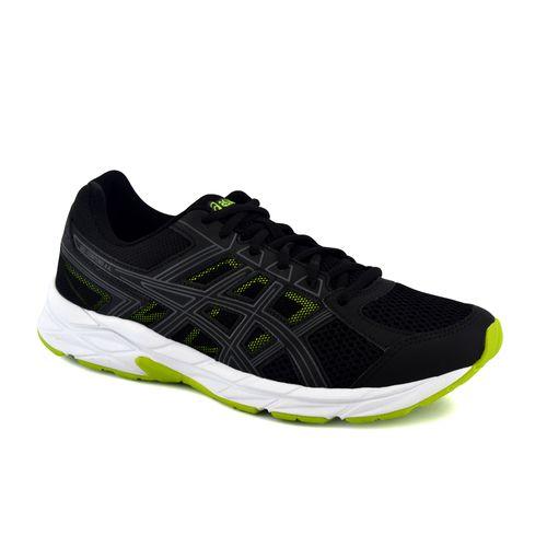 3760 Zapatilla-Asics-Hombre-Gel-Contend-4-Running-Negro 099d7a6aa9404