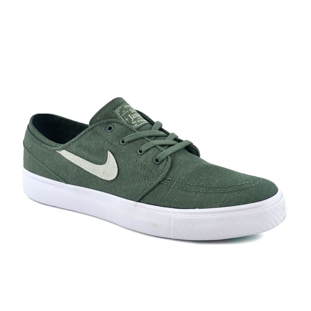 zapatillas nike hombre verdes