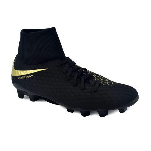 Botin-Nike-Hombre-Phantom-3-Academy-Df-Fg-Futbol-Negro