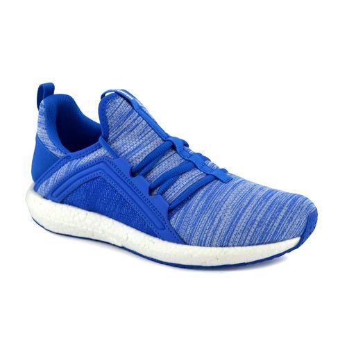 Zapatilla-Puma-Hombre-Mega-Heather-Knit-Running-Azul-Francia