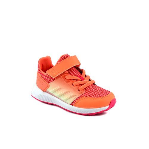 Zapatilla-Adidas-Bebe-Rapidarun-El-I-Running-Coral