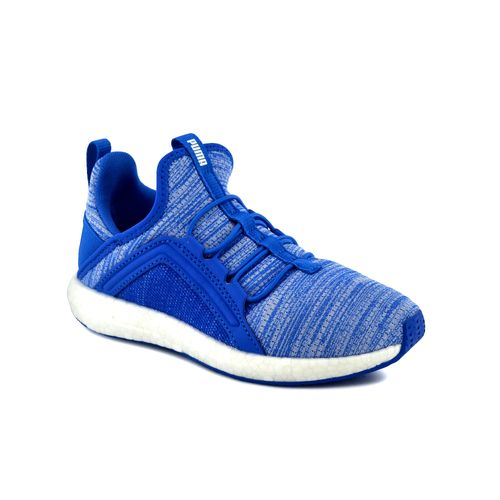 Zapatilla-Puma-Niño-Mega-Nrgy-Heather-Knit-Ac-Ps-Azul