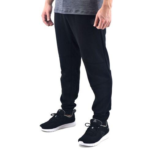 Pantalon-Reebok-Hombre-Ts-Knit-Jogger-Negro