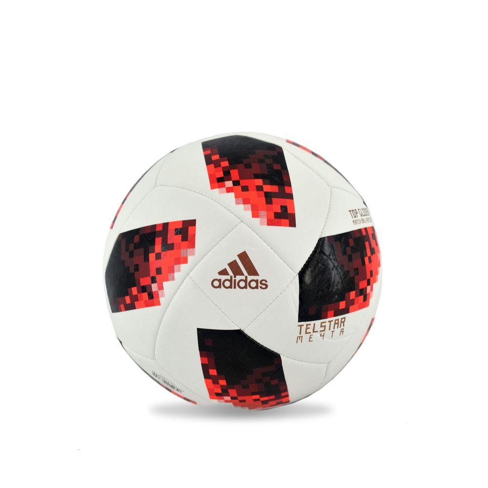 Pelota Adidas Hombre Nro. 5 World Cup Rusia 2018 Futbol Rojo - ferreira 96ed7e27e83ff