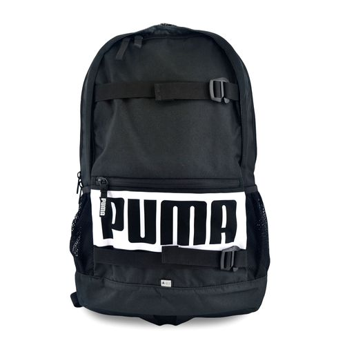 Mochila-Puma-Deck-Backpack-Negro