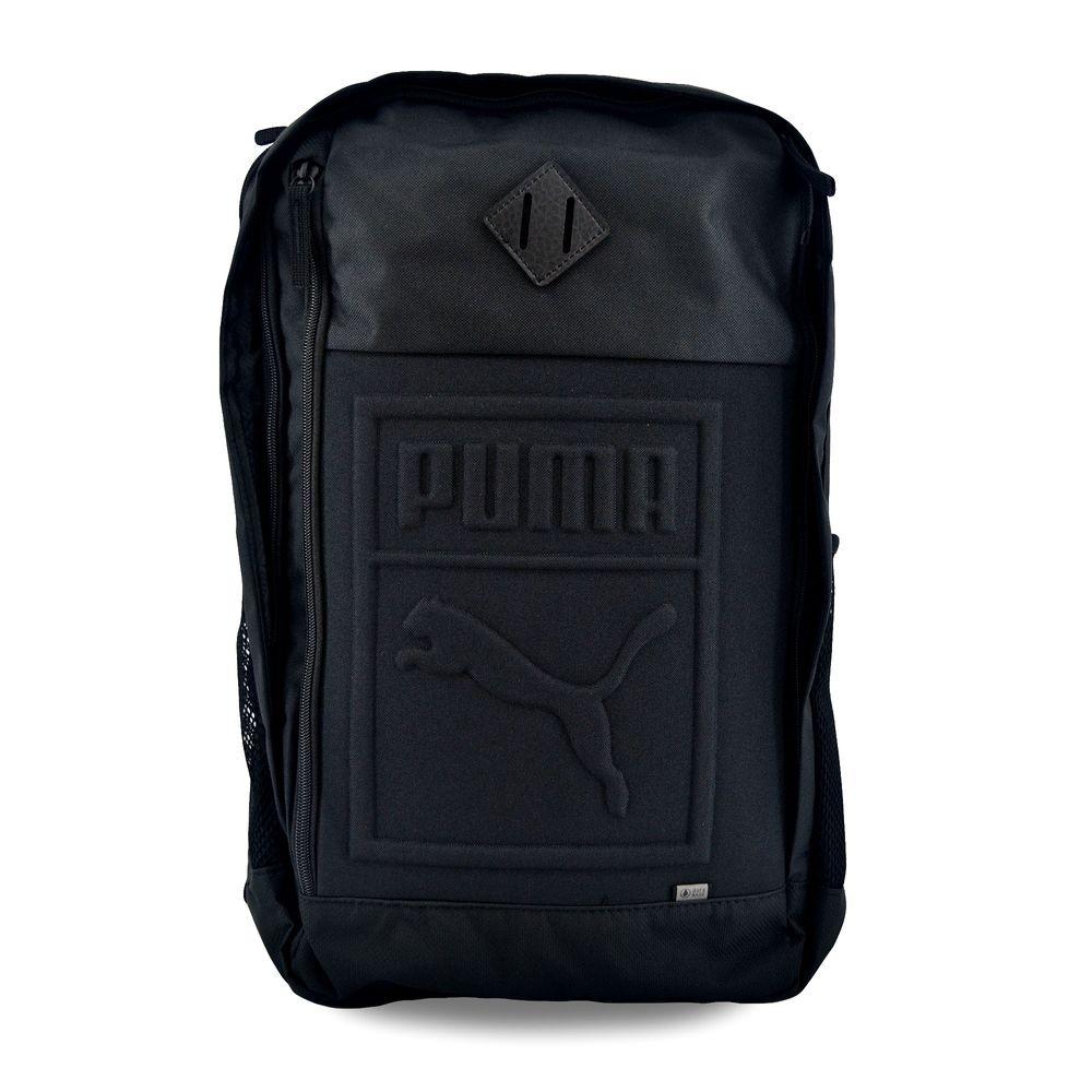 gran selección de d8277 4dc05 Mochila Puma S Backpack Negro - Talle: Único - Color: Negro