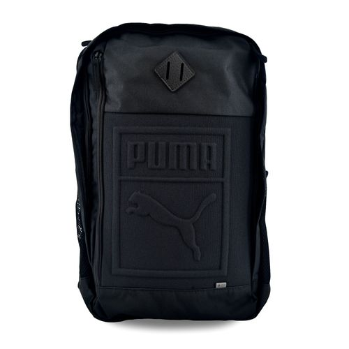 Mochila-Puma-S-Backpack-Negro