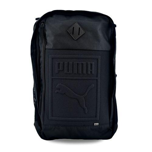 Mochila-Puma-S-Backpack-Negro