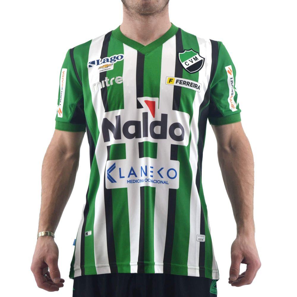 Camiseta Mitre Hombre Club Villa Mitre Oficial Fútbol - ferreira 1df839a462bbb