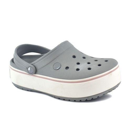 Sandalia Crocs Mujer Crocband Platform