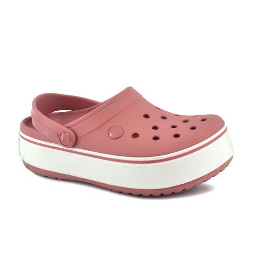 Sandalia-Croc-Mujer-Crocband-Platform-Rosa-Principal