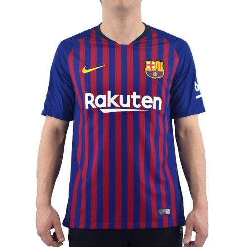 Camiseta-Nike-Hombre-Barcelona-2018-Frente