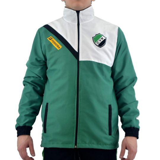Campera-Ultra-Hombre-Villa-Mitre-Verde-Blanco-Principal