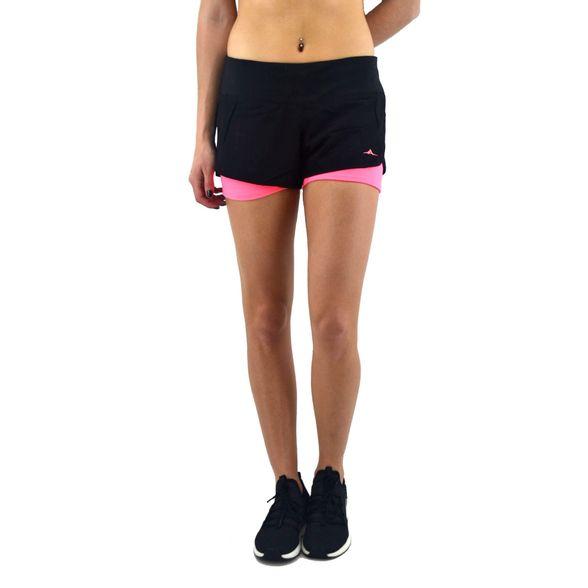 sentido lema maratón  Shorts Abyss   Short Abyss Mujer Con Calza - Ferreira Sport Online