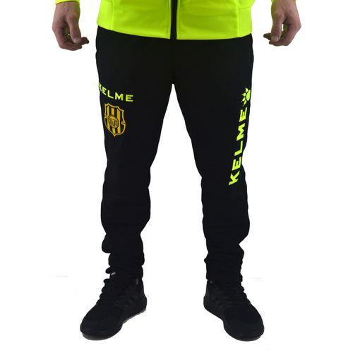 Pantalon Kelme Hombre Chandal Lince Futbol Olimpo 2018/2019 Negro