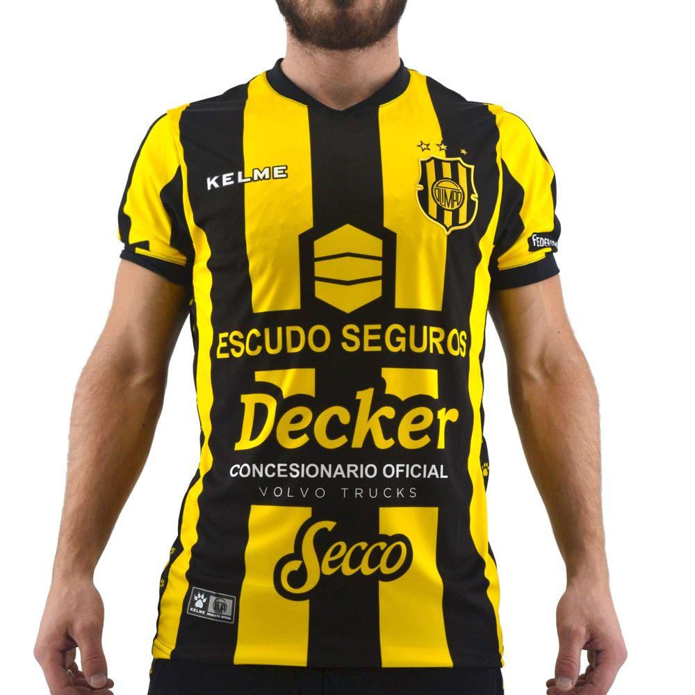 Camiseta Kelme Hombre Juego Home Olimpo 2018 2019 Futbol - ferreira 9f2d377a4e25b