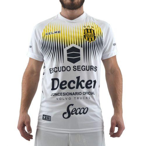 Camiseta-Kelme-Hombre-Juego-Away-Olimpo-2018-2019-Futbol-Frente