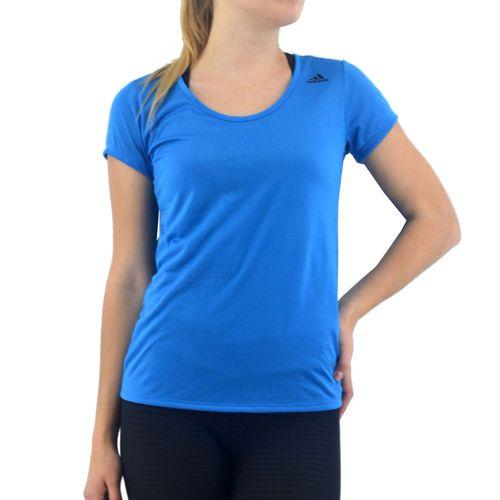 Remera-Adidas-Mujer-Essentials-Multifuncional-Azul-Principal