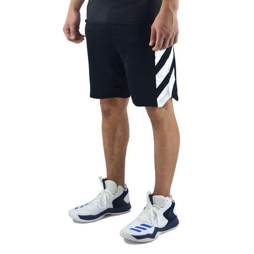 Short-Adidas-Hombre-Harden-Clm-Basket-Negro-Principal