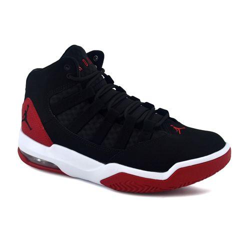 Zapatilla-Nike-Hombre-Jordan-Max-Aura-Basket-Negro-Principal