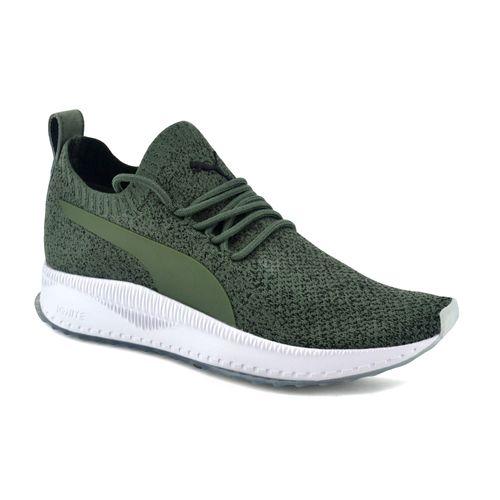 online store 6aa65 51319 4467 Zapatilla-Puma-Hombre-Tsugi-Apex-Evoknit-Verde-Musgo-