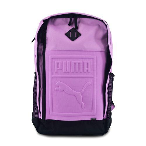 Mochila-Puma-Unisex-S-Backpack-Rosa-Principal