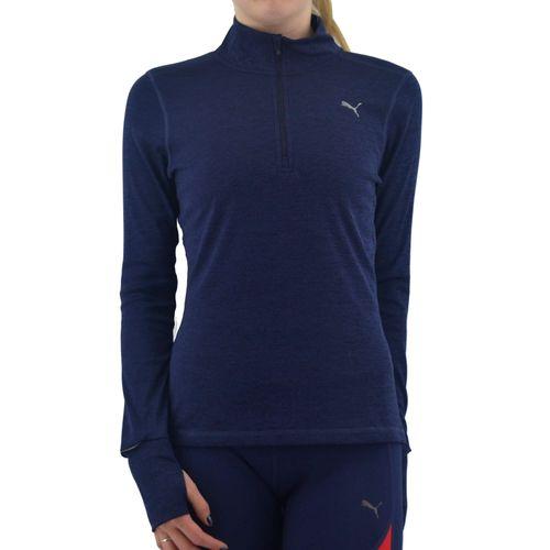 Buzo-Puma-Mujer-Ignite-1-2-Zip-Top-Training-Azul-Principal