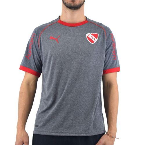 Camiseta-Puma-Hombre-Club-Independiente-Oficial-Visitante-Gris-Rojo-Principal