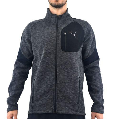 Campera-Puma-Hombre-Evostripe-Jacket-Grafito-Principal