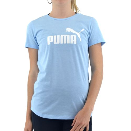 Remera-Puma-Mujer-Essentials-Logo-Heather-Celeste-Principal