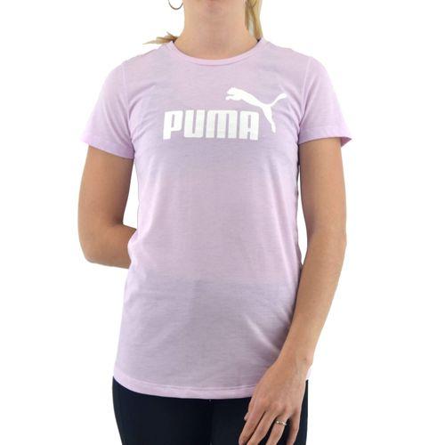 Remera-Puma-Mujer-Essentials-Logo-Heather-Rosa-Principal