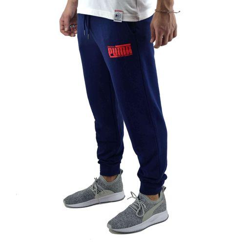 Pantalon-Puma-Hombre-Athletics-Tr-Cl-Marino-Principal